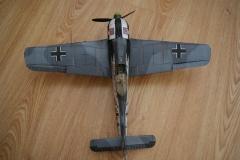 Numer 12 - Samolot Focke-Wulf Fw 190 A4 - Daniel Kruczała