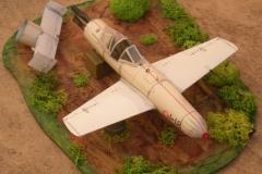 Numer 15 - Yokosuka MXY7 Ohka Model 11 - Lucjan Imiołczyk