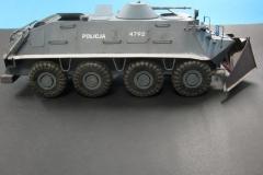 Numer 23 - Transporter opancerzony BTR- 60PB - Stanisław Zań