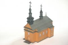 Numer 45 - Drewniany kościół w Drążdzewie - Kamila Poprawska
