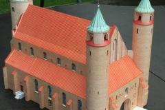 Numer 47 - Kościół obronny pw. św. Rocha i Jana Chrzciciela w Brochowie - Marek Dworaczek